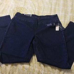 Charter Club Jeans - Womens skinny leg ankle size 8